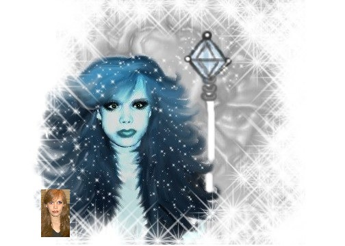 Ice Queen Example